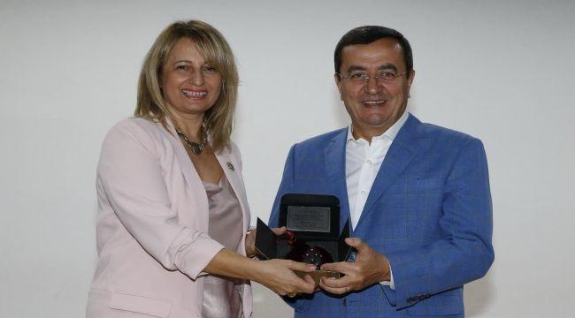 İKKB, Başkan Batur'u ağırladı