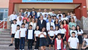 Narlıdere'de 'Çocuk Senfoni Orkestrası' kuruluyor