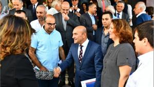 Soyer İzmir'in muhtarlarıyla buluşuyor