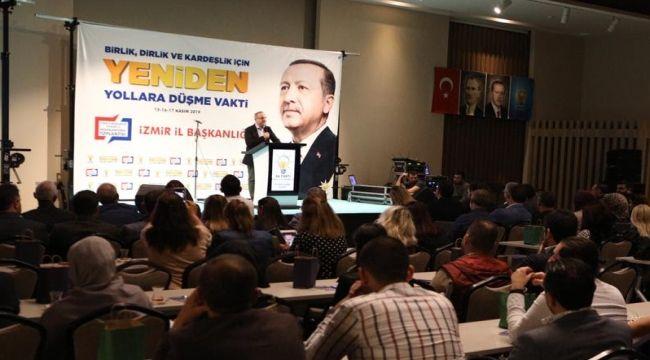 AK Kadro istişare kampı sona erdi