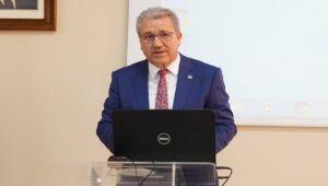"""""""EÜ, Araştırma Üniversitesi olmayı hak ediyor"""""""