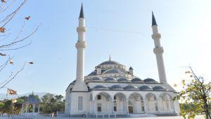 İzmir'in Mimar Sinan tarzındaki ilk camisi açılıyor