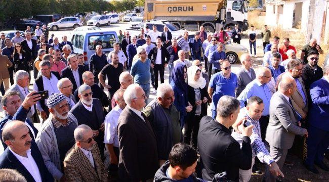 Kemalpaşa'da Hasan Türkmen'in anısı yaşatılacak