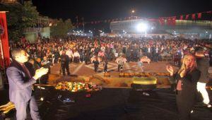 Mandalinanın Cennetinde Coşkulu Festival
