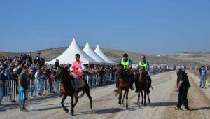 Menemen'den ata sporu yarışması