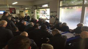 Başkan İduğ'dan Mahalle Toplantıları