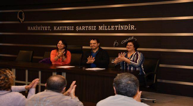 Narlıdere Belediyesi'nden 'İşaret Dili' kursu