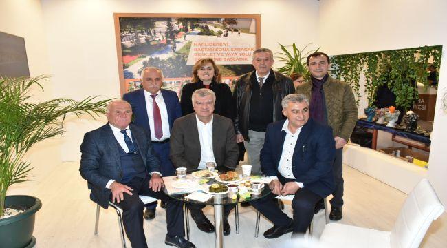 Narlıdere Belediyesi Travel Turkey'de!