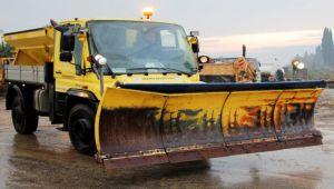 Ödemiş Belediyesi kış mücadelesine hazır