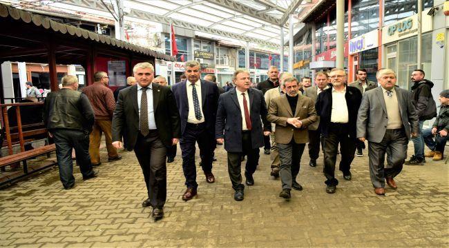 Başkanlar Kurulu Işıkkent'te toplantı