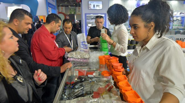 Dünya İDEX Fuarı için İstanbul'da buluşacak