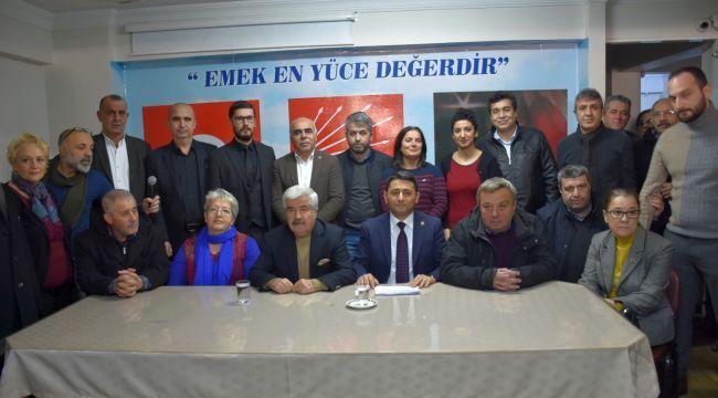 """""""Hedefimiz CHP'nin İktidarı İçin Çalışmak"""""""