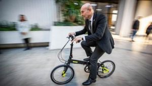 Amaç bisikleti ulaşım aracı olarak teşvik etmek