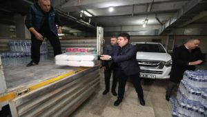 Başkan Kılıç'a anlamlı Elazığ ziyareti