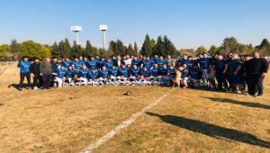 Ege Dolphins Amerikan Futbol Takımı Şampiyonluğa Koşuyor