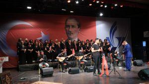 Güzelbahçe'de 'Kalpten Kalbe' Konseri