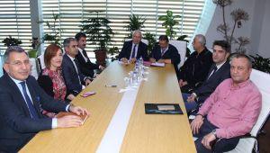 Karabağlar Belediyesi'nde 'yüzde 12' sevinci