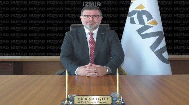 MÜSİAD İzmir'den 110 Bin Maske Bağışı