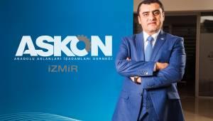 Askon İzmir'den Destek