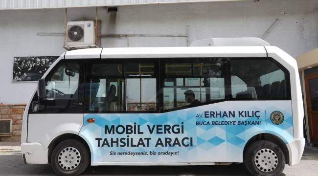 Buca'da mobil vergi dönemi başladı