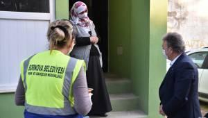 Dünya'nın desteği Bornova'da
