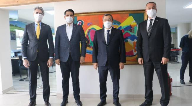 Konak Belediyesi'nden Kızılay'a destek