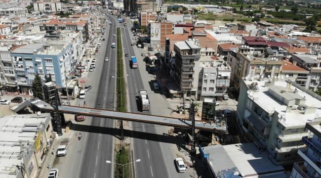 Menemen'de projeler hız kesmiyor