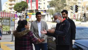 Narlıdere Belediyesi'nden esnafa can suyu