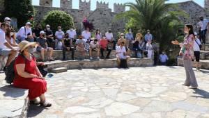 Egeli Turizmciler Marmaris'te