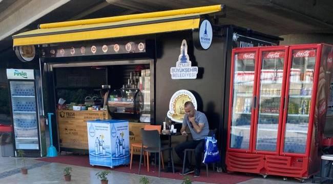 AK Partili Boztepe'den Büyükşehir'e büfe tepkisi