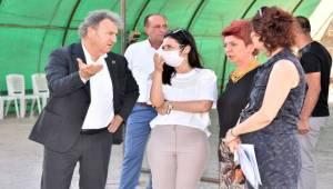 Bornova'da Kurban Bayramı hazırlıkları sürüyor