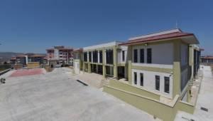 Akgedik Yunuskent'te Okulların Yapımı Tamamlandı