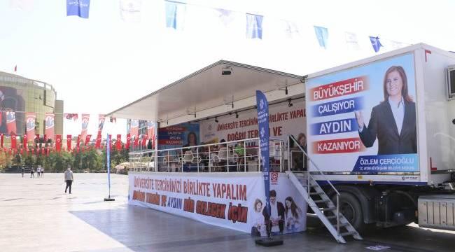 Aydın Büyükşehir Belediyesi Doğru Tercih İçin Gençlere Rehber Oluyor