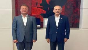 Kılıçdaroğlu'ndan tebrik