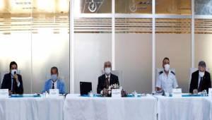Valimiz Yavuz Selim Köşger Pandemi Verileri Hakkında Bilgi Aldı