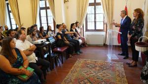 Dekan Prof. Dr. Alev Fatoş Parsa'ya önemli görev