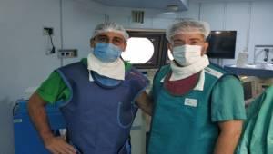 "Tepecik Hastanesi'nde İlk ""Mesane Pili"" Operasyonu"