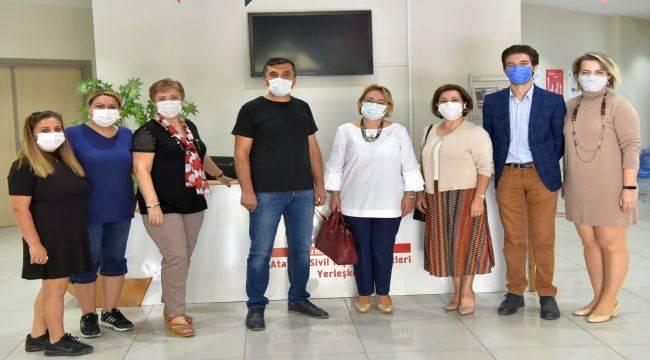 Bornova Sivil Toplum Örgütleri Yerleşkesi Açılıyor
