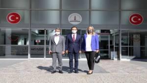 İzmir İl Milli Eğitim Müdürü Yahşi'den Teşekkür Belgesi