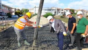Nezir'in kulesi yeniden inşa ediliyor!