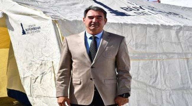 """""""Olası bir afette İzmir halkının yanındayız"""""""
