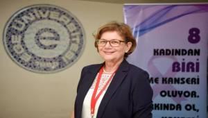 """Prof. Dr. Haydaroğlu, """"8 kadından biri risk altında"""""""