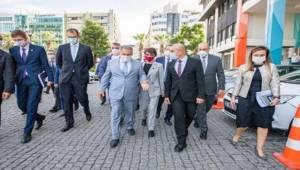 Tataristan ve İzmir arasındaki bağlar güçlenecek