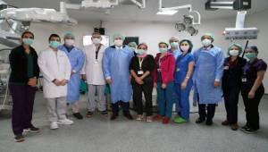 Ege'ye kapalı kalp ameliyatı yapılmasını sağlayacak cihaz kazandırıldı