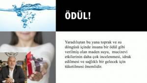 Kanser riskini azaltan şifa kaynağı: Maden suyu
