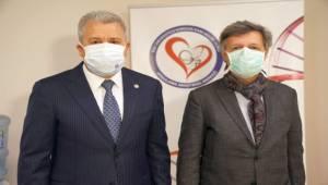 EÜ Kordon Kanı Hücre- Doku Merkezi yenileniyor
