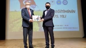 """Bakan Pakdemirli, """"Türkiye'nin tarımsal altyapısı sağlam"""""""