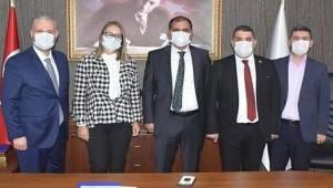 Başkan Vekili Pehlivan AK Parti milletvekillerini ağırladı