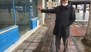 CHP'li Sertel İzmir'de kapanan dükkanları görüntüledi