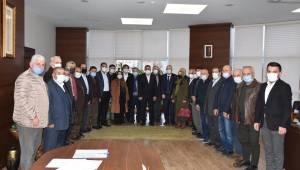 Ak Parti Menemen'de Yüksek İstişare Kurulu oluşturdu